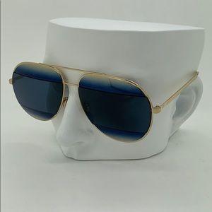 Christian Dior Split 1 2JYKU Aviator Sunglasses